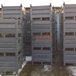 pojemniki metalowe stalowe